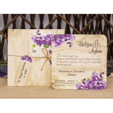 Wedding Davetiye 8335