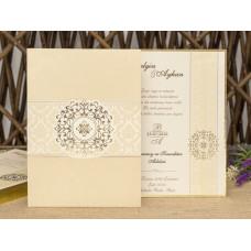 Wedding Davetiye 8342